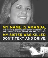 My name is Amanda and I have a story to tell